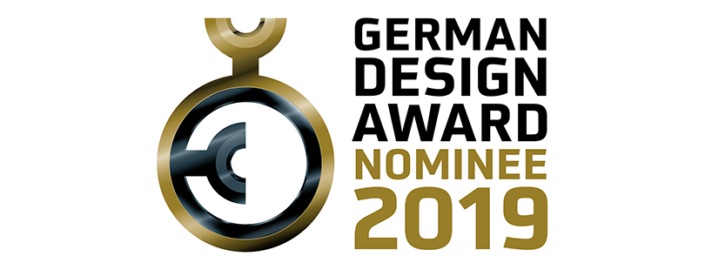 German Design Award Nominee 2019