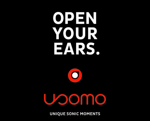 Interaktiv hören: Open your ears. usomo unique sonic moments