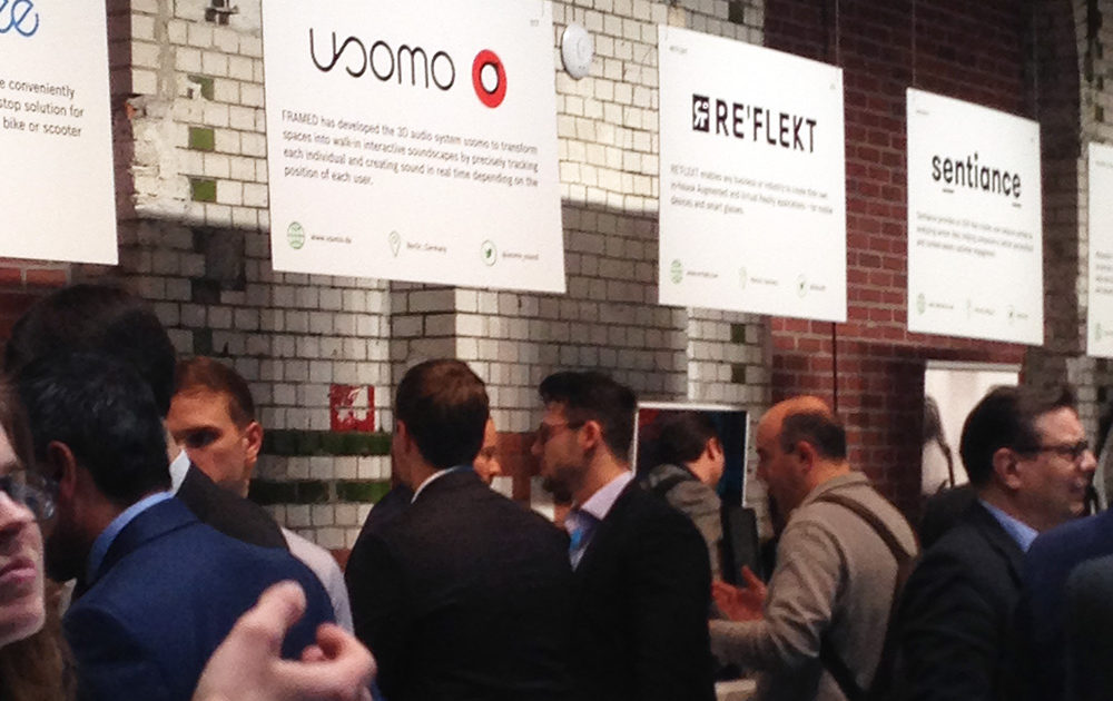 Bosch Connected World 2017: Internet of Things und usomo